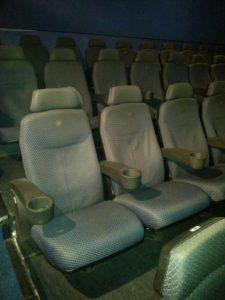 Butacas de teatro 2